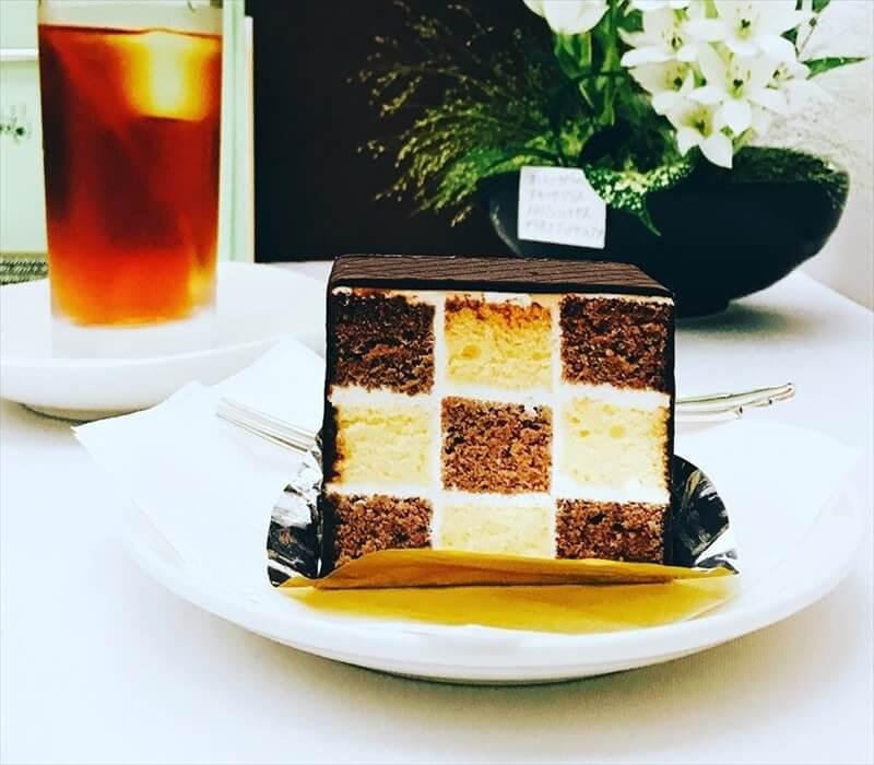 銀座ウエストの人気メニュー/モザイクケーキ