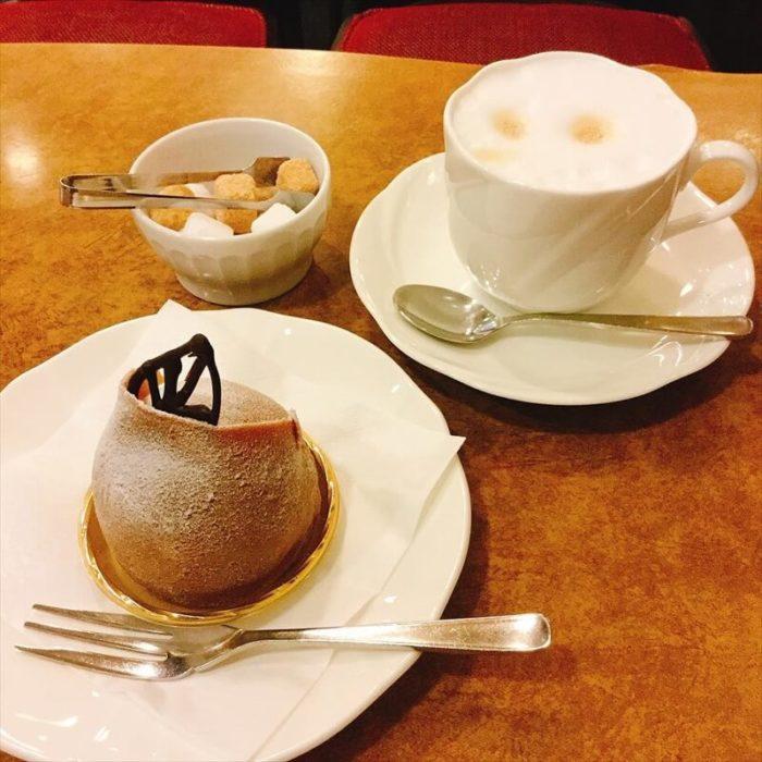 欧風菓子エノモトの人気メニュー/モンブラン