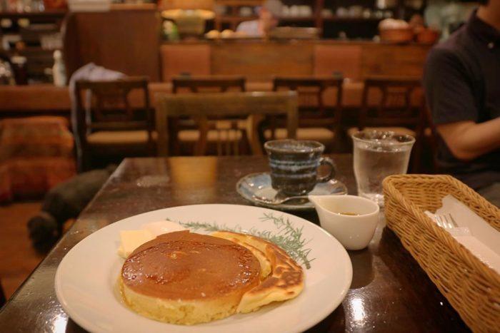 カフェ香咲のイートイン