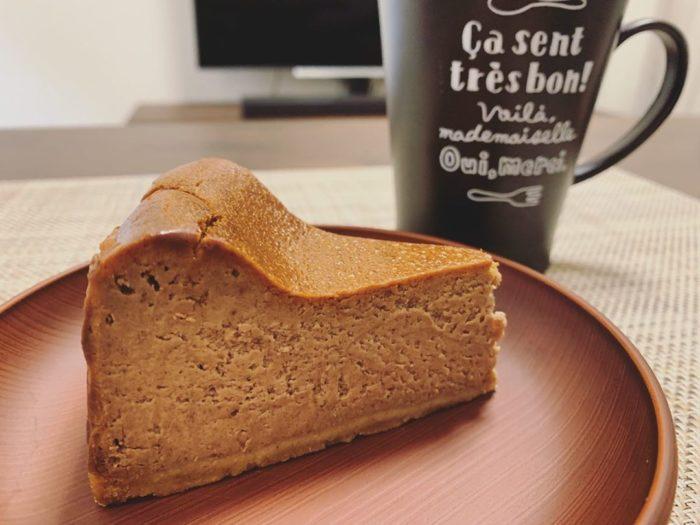 チリムーロ/人気メニュー/スパイスベイクドチーズケーキ