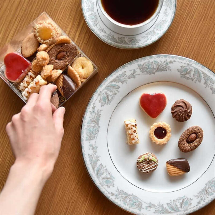 リリエンベルグの人気メニュー/ミックスクッキー