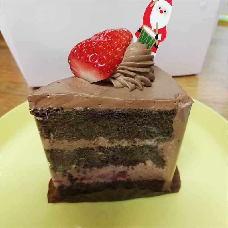 エチエンヌの人気メニュー/チョコショートケーキ