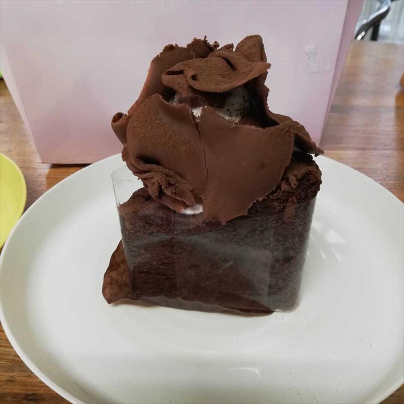 エチエンヌの人気メニュー/ガトーショコラ