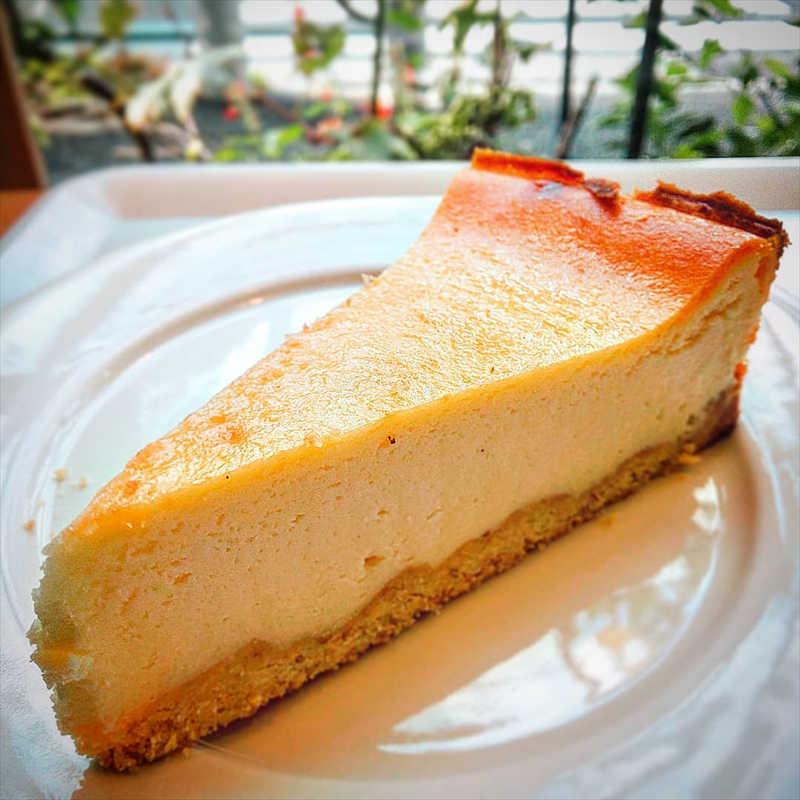 サンデーベイクショップの人気メニュー/バニラチーズケーキ