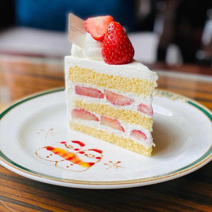 ウェスティンデリの人気メニュー/クラッシックショートケーキ