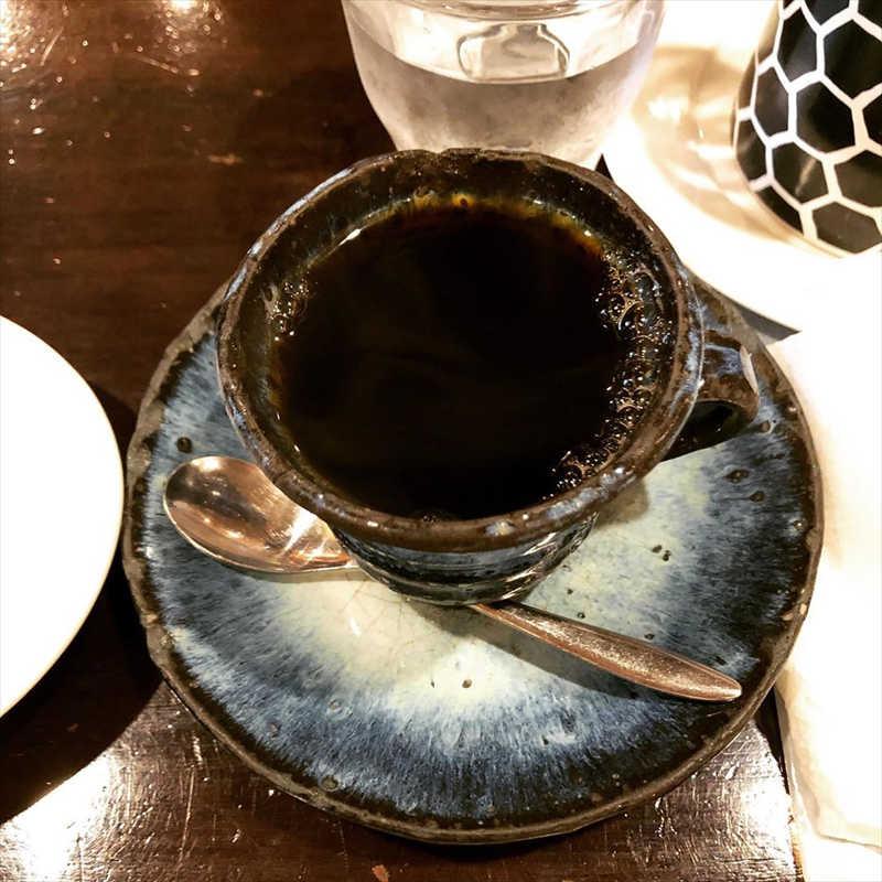 カフェ香咲のイートイン/コーヒー