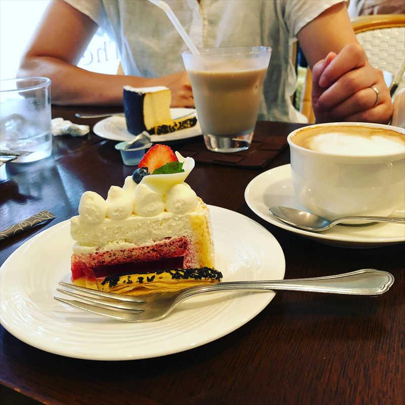ラトリエ・ド・シマ/カフェスペース/フェッセル(ケーキ)