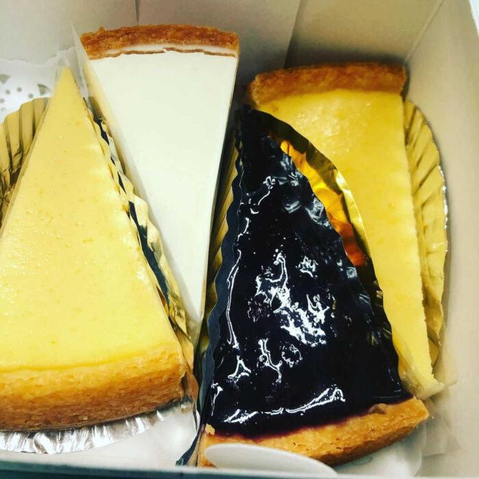 ジョアンのチーズケーキ4種類