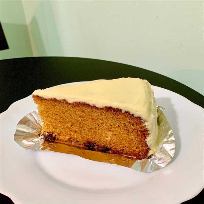 カイルズ・グッド・ファインズの人気メニュー/キャロットケーキ