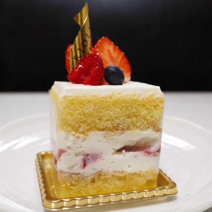 クロリオ/苺のショートケーキ